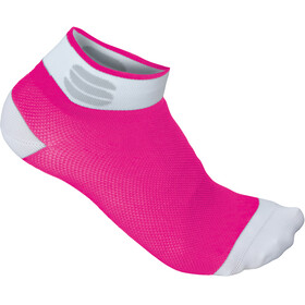 Sportful Pro 5 Socks Women Bubble Gum/White